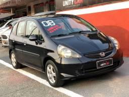 Honda Fit lx 1.4 2008 com gnv((18.000)))