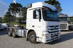Mb actros 2646 6x4 ano 12/13