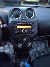 Nissan March 1.6 troco p moto