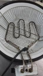 Fritadeira elétrica 110vlts 7 lts 600.00