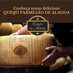 Queijo Parmesão Artesanal de Alagoa MG