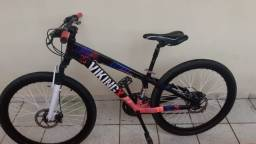 Viking tuff 25 donwill/moutain bike - Passo cartão aro-26