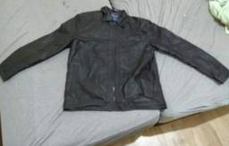 Jaqueta d couro