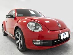 VW Volkswagen Fusca 2.0 TSi Gasolina Automático Vermelho Completo