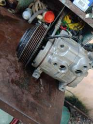 Vendo compressor ar condicionado HB20