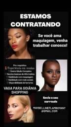 Título do anúncio: Vendedora para Goiânia Shopping