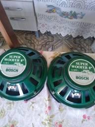 Auto falantes super woofer Bosch