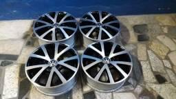 Rodas aro 16 original Jetta (VW) diamantadas