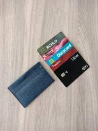 Título do anúncio: Porta cartão em Sintético