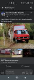 Caminhão Mercedez Benz 608D