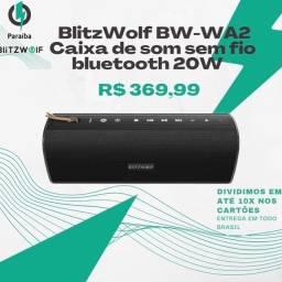 BlitzWolf BW-WA2  Caixa de som sem fio bluetooth 20W