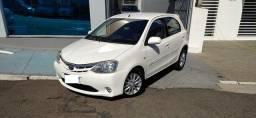 Toyota Etios Xls 1.5 revisado...impecável!!!