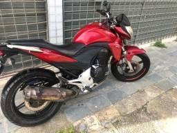 Título do anúncio: Moto CB 300 2013 flex vermelha