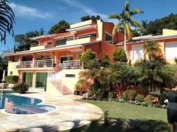 Chácara com 4 dormitórios à venda, 6000 m² por R$ 4.980.000,00 - Chácaras Condomínio Recan