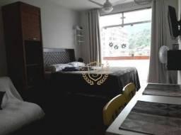 Apartamento com 1 dormitório à venda, 28 m² por R$ 195.000,00 - Alto - Teresópolis/RJ