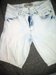 Título do anúncio: Bermuda Jeans Masculina República