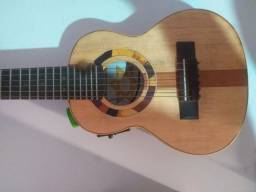 Título do anúncio: Cavaco luthier seis cordas eletrico