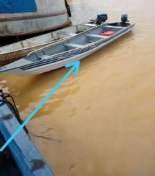 Título do anúncio: Canoa nova 6 metros