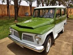 Título do anúncio: Ford Rural 2.8 4X4 6 Cilindros Gasolina 2P Manual 1964