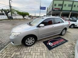 Título do anúncio: Corolla XLI 2010 AUTOMATICO DESAFIO + NOVO ( Gmustang veiculos )