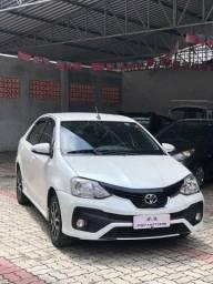 Título do anúncio: Etios Sedan Xls Platinum automático novo