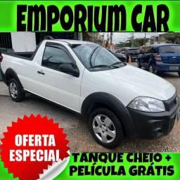 OFERTA RELÂMPAGO!!! FIAT STRADA 1.4 CS ANO 2018 COM MIL DE ENTRADA
