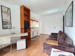 Título do anúncio: Apartamento para venda -1 Dorm- 50m²- Itaim Bibi-NSK3 Imóveis-ED 8052.