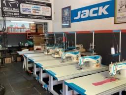 Título do anúncio: Visite Nosso ShowRoom das Máquinas de Costura J*A*C*K*