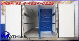 Título do anúncio: bi partida divisoria transporte mais de um tipo de carna usando divisoria termica