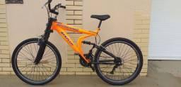 Título do anúncio: Bike com amortecedor