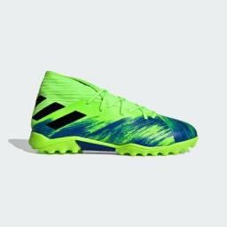 Chuteira Adidas Society Nemezis do Messi 43