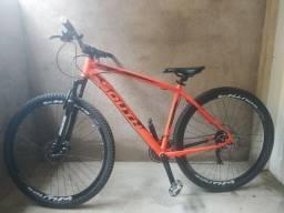 Título do anúncio: Bicicleta MTB aro 29 com 21 machas ( mega ranger)