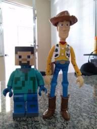 Título do anúncio: Woody e Minecraft