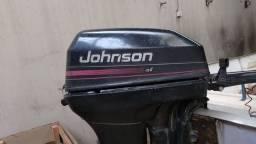 Título do anúncio: Motor de popa 15hp Johnson