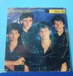 Título do anúncio: Disco Original usado Compacto Vinil Rádio Táxi Com Rádio Ligado