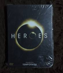 BOX PRIMEIRA TEMPORADA GAME OF THRONES OU HEROES