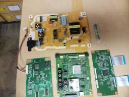 Título do anúncio: Placa principal   Panasonic TC-40FS500B