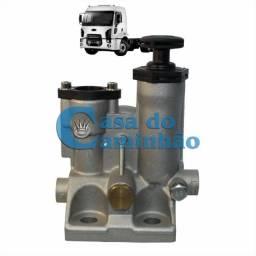 Cabeçote Do Filtro Racor - Ford Cargo 2628e / 2422e / 2428e