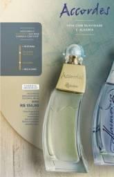 Perfume Accordes Boticario novo