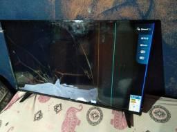 Título do anúncio: Estou vendendo essa smart TV 43 polegadas
