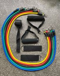 Título do anúncio: Elástico Kit Para Treino
