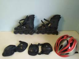 Roller n° 40 com kit proteção