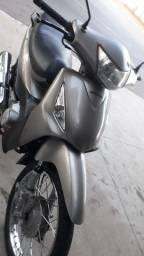 Título do anúncio: Biz 125cc 2010 partida injeçao eletronica ipva 2021 pago