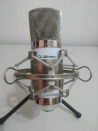 Título do anúncio: Microfone condensador professional