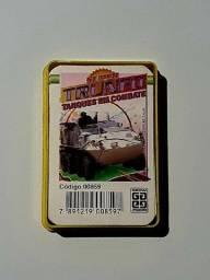 Card Super Trunfo Coleção Antigo Grow Tanques em Combate 00859 Original