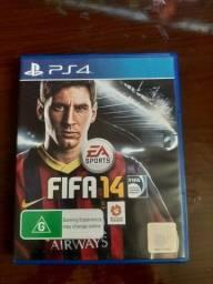 VENDO JOGO FIFA14. TUDO SOBRE O JOGO NA DESCRIÇÃO
