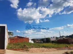 Título do anúncio: PRESIDENTE PRUDENTE - Terreno Padrão - NOVO PRUDENTINO