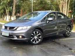 Título do anúncio: Honda Civic LXR Cinza