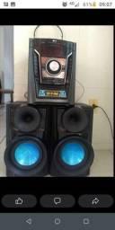 Som LG 560 watts potente ACEITO TROCAS