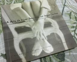 Livro 'A Arte De Viver Bem Com As Imperfeições'